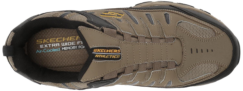 Skechers-Afterburn-Memory-Foam-M-fit-Men-039-s-Sport-After-Burn-Baskets-Chaussures miniature 76