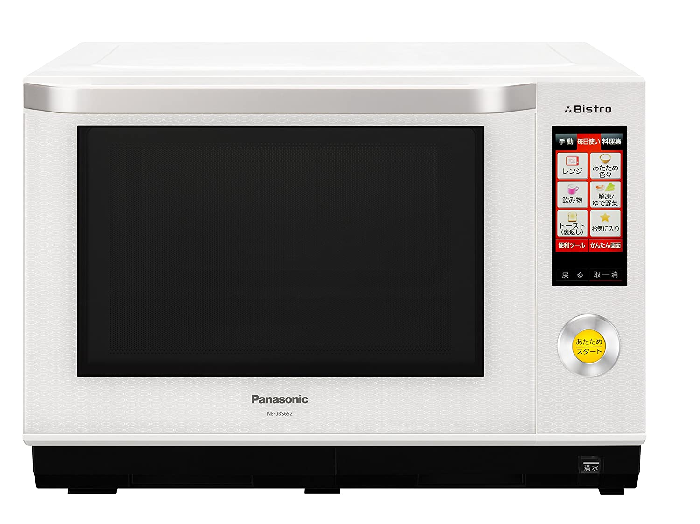 Panasonic 松下 Ne Jbs652 W Bistro 水波炉 26l 44880日元(约¥3247)
