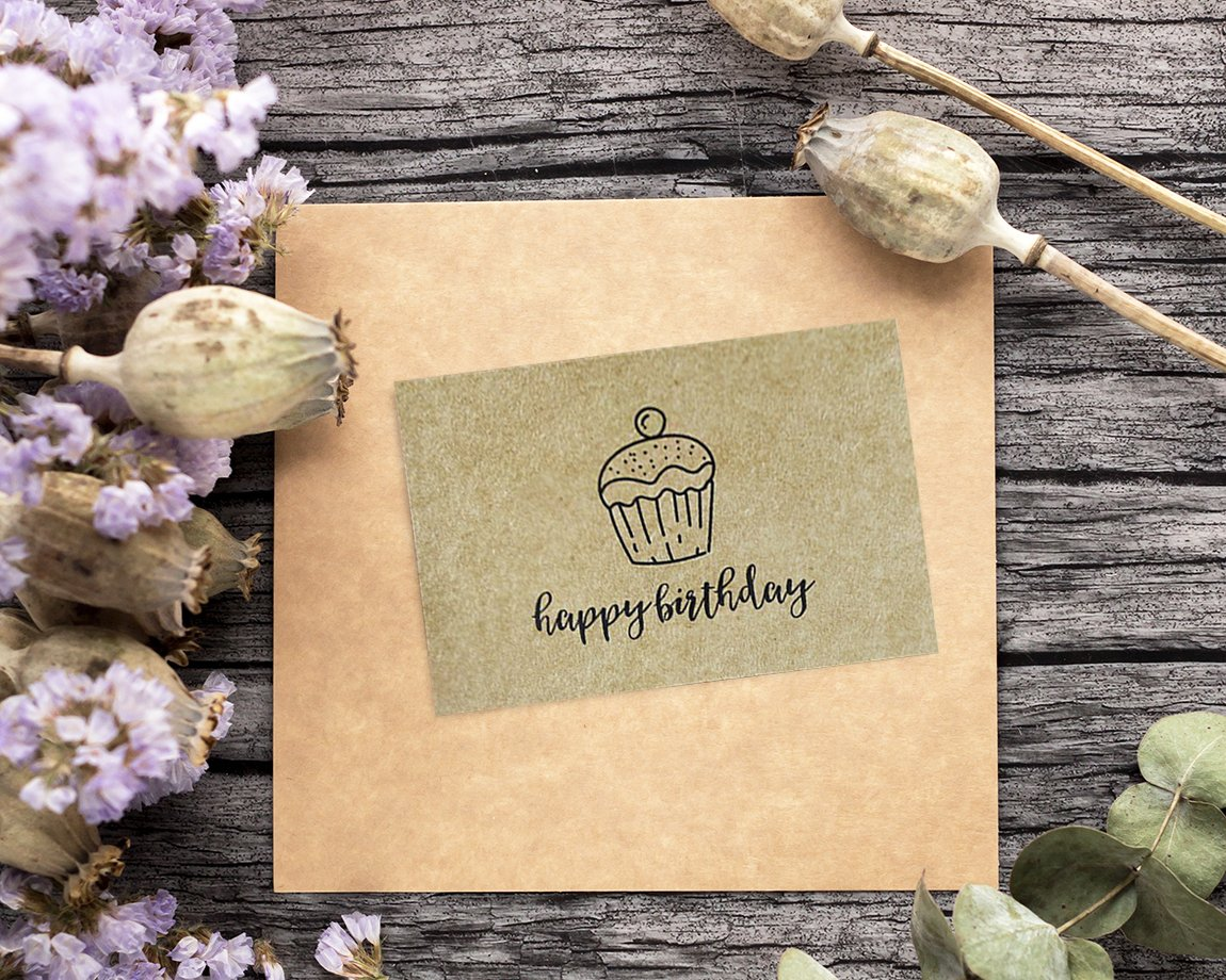 36 Pack Assorted All Occasion Kraft Greeting Cards - Includes Assorted Happy Birthday, Congratulations, Sympathy, Thank You Cards - Bulk Box Set Variety Pack with Envelopes Included - 4 x 6 inches by Best Paper Greetings (Image #3)