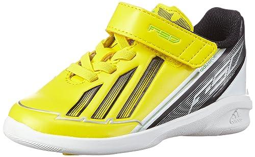 adidas F50 Adizero CF I - Zapatos Para Gatear de material sintético Bebé - unisex, color amarillo, talla 21