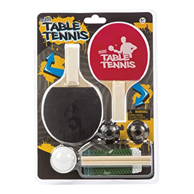 Toysmith Mini Ping Pong, Packaging May Vary: Toysmith: Toys & Games