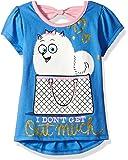 Universal Girls' Little Girls' Secret Life of Pets T-Shirt
