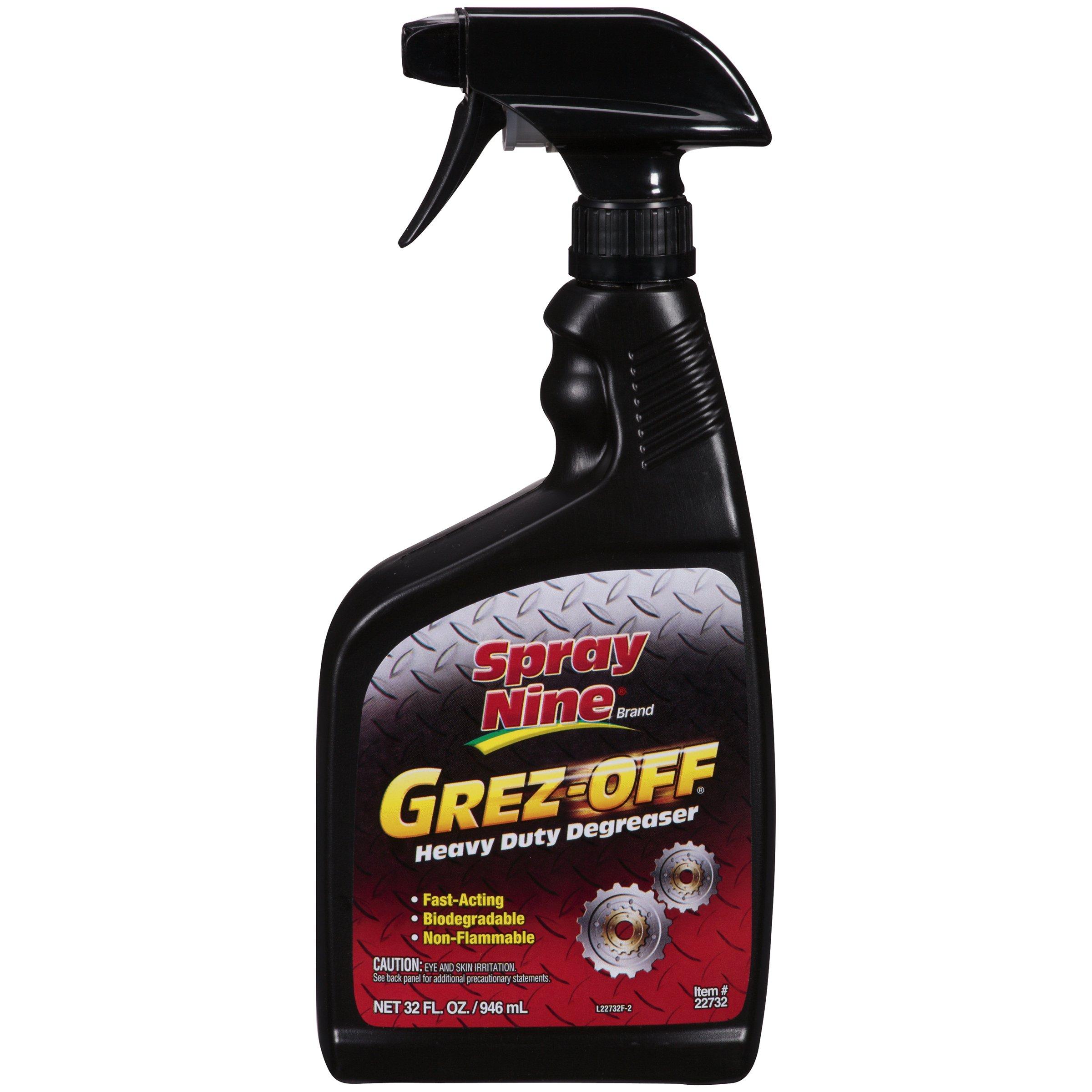 Spray Nine 22732 Grez-Off Heavy Duty Degreaser, 32 oz. product image