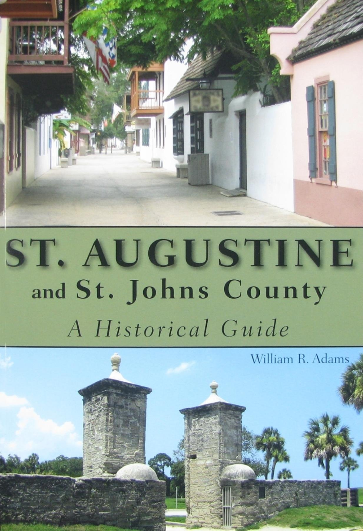 Download St. Augustine and St. Johns County: A Historical Guide pdf epub