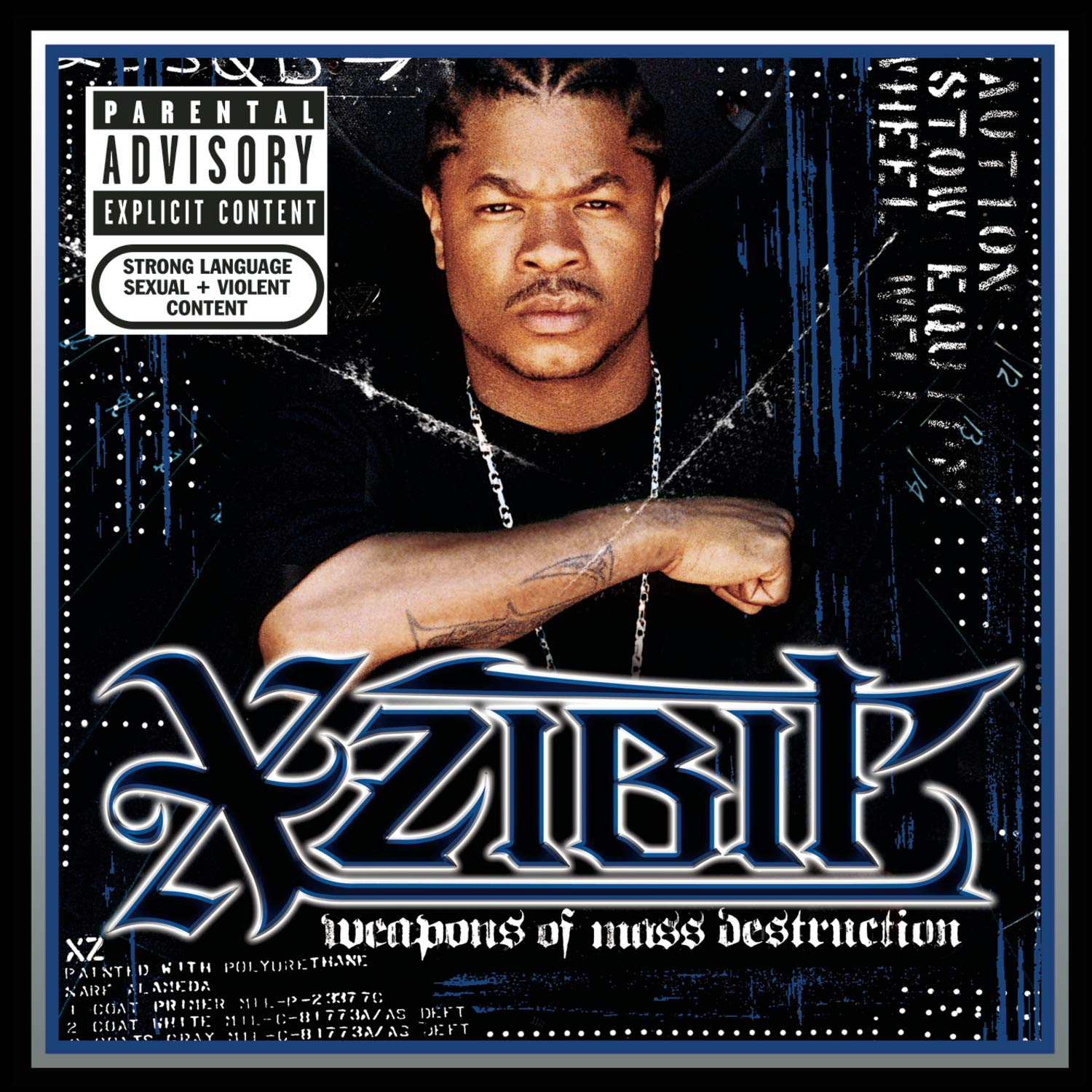 Xzibit Weapons Of Mass Destruction Explicit Amazon Com Music