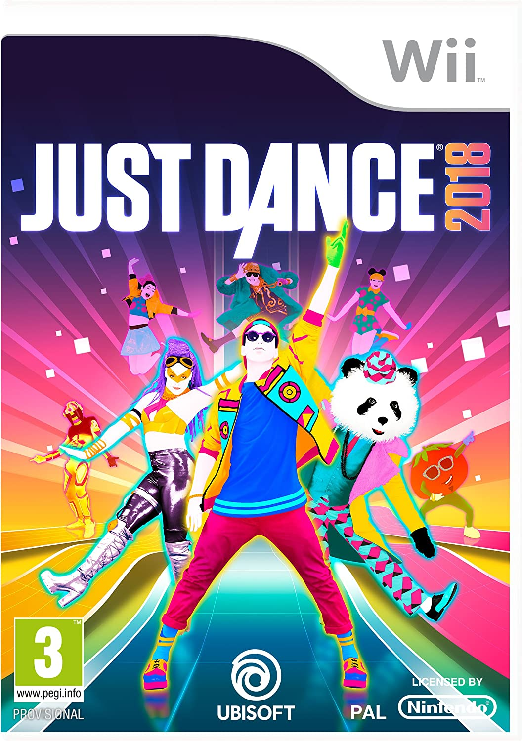 Just Dance 2018 [Importación italiana]: Amazon.es: Videojuegos