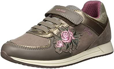 Geox J Jensea Girl B Low Top Sneakers