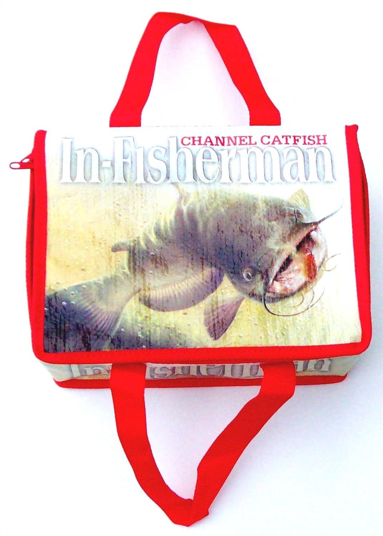 In-Fisherman Enfriador en Forma de pez (24 latas): Amazon.es: Jardín