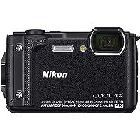 Nikon COOLPIX W300, Black silicon jacket , Black (851070) (Australian warranty)