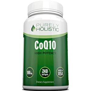 Purely Holistic High Absorption Coenzyme