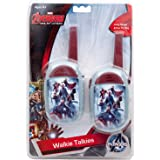 Kids Walkie Talkie Toy for Children Great Fun for Indoor and Outdoor Play - Boys (Avengers)