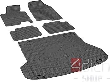 Passgenaue Kofferraumwanne Und Gummifußmatten Geeignet Für Kia Ceed Sw Ab 2012 Autoschoner Monteur Auto