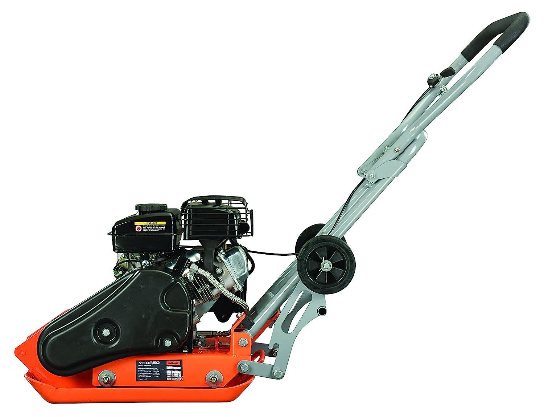 YARDMAX YC0850 1850 lb 79cc 5900 BPM 2.5 hp Compaction Force Plate Compactor
