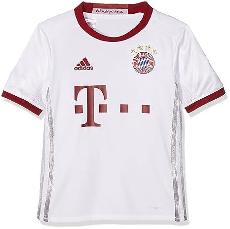 1fc6dd26304d83 Adidas Jungen FC Bayern München UCL Trikot  Amazon.de  Sport   Freizeit