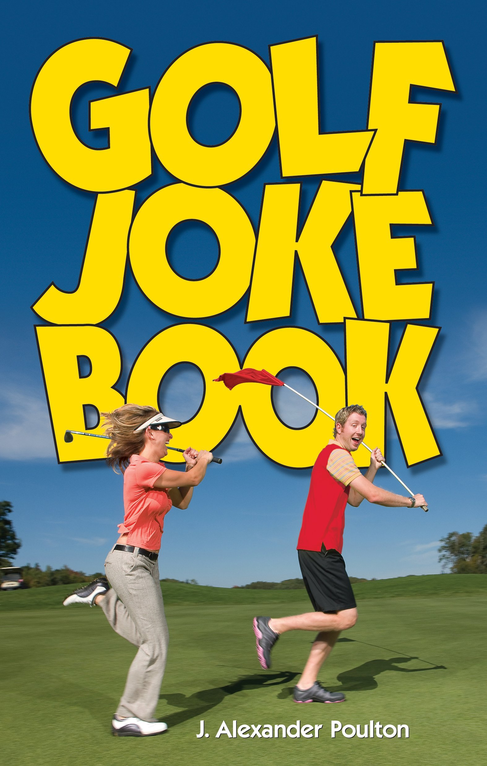 Golf Joke Book Alexander Poulton