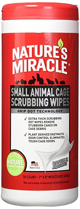 The Best Nature's Miracle Ferret Cage Cleaner