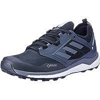 adidas Australia Women's Terrex Agravic XT GTX Trail Running Shoes, Core Black/Grey/Ash Green