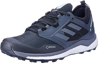 Rareza Tan rápido como un flash Matrona  Amazon.com | adidas Terrex Agravic XT Gore-TEX Women's Trail Running Shoes  - AW20 | Running