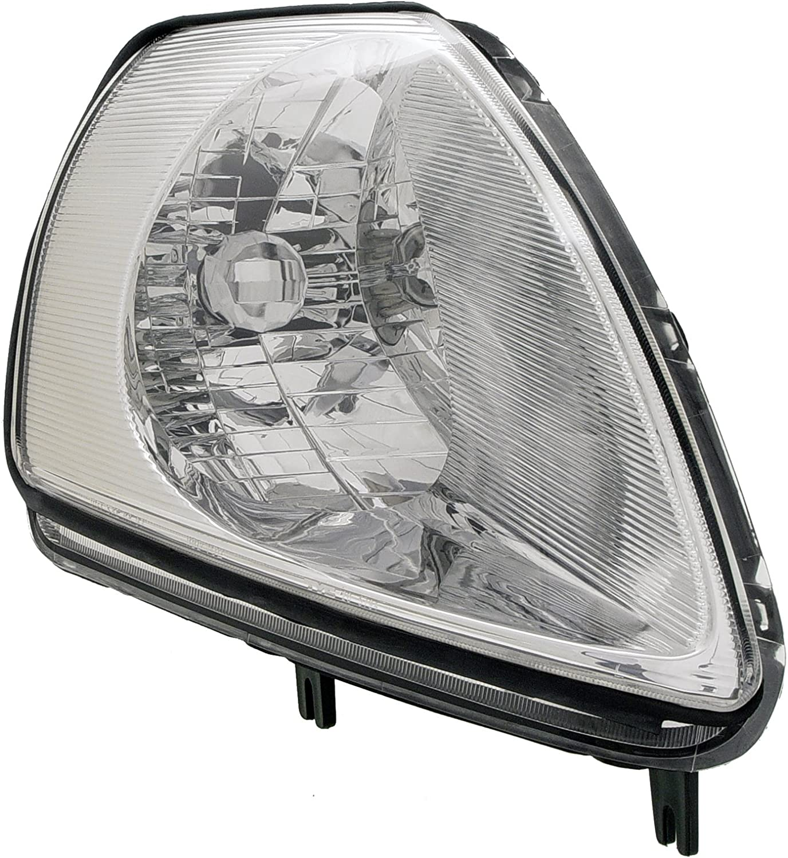6 inch 2007 GMC W3500-W5500 COE Post mount spotlight 100W Halogen Driver side WITH install kit -Chrome