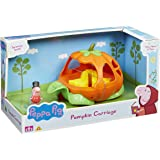 Peppa Pig : Once Upon a Time – Le Carrosse Citrouille – 1 Mini Figurine + Véhicule