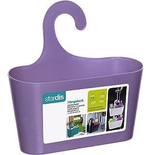 duschkorb lila mit haken zum einhngen duschregal badregal bad utensilo hngeregal - Duschzubehor Zum Hangen