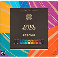 Green & Black's Organic Tasting Collection 395g