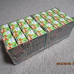 Amazon Co Jp 伊藤園 1日分の野菜 紙パック 0ml 24本 食品 飲料 お酒