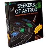 Zvata Seekers of Astrod Strategy Board Game to Develop Cognitive Skills