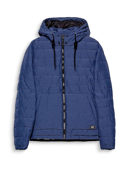 Et Edc Homme Accessoires 400 Large navy 117cc2g002 Blouson Esprit By Bleu Vêtements qwBqFg