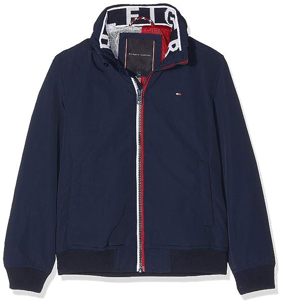 Tommy Hilfiger Dg Essential Jacket, Chaqueta para Niños: Amazon.es: Ropa y accesorios