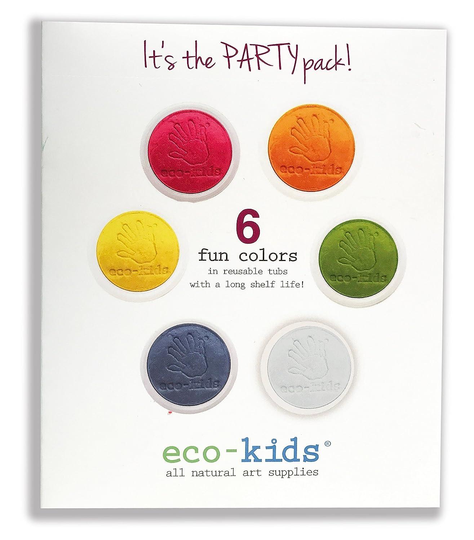 eco-kids Eco-Dough, 6 Piece 4274-6pk