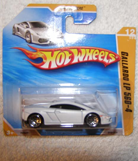 Amazon Com 2010 Hot Wheels Premiere 12 52 Lamborghini Gallardo Lp