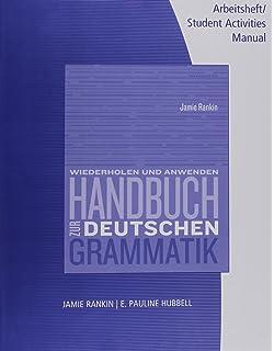 Zur deutschen grammatik pdf handbuch