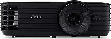Acer X138WH - Proyector (3700 lúmenes ANSI, DLP, WUXGA (1920x1200), 10000:1, 16:9, 736,6 - 7620 mm (29 - 300