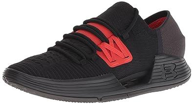 985f4ff83a Under Armour Men's Speedform Amp 3 Sneaker Black (002)/Radio Red 10 ...