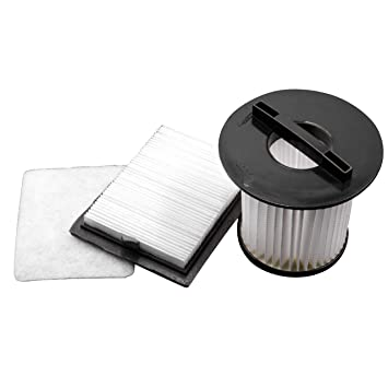 vhbw Set filtros hepa para aspiradoras Dirt Devil 2725001: Amazon.es ...
