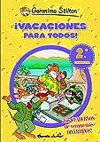 ¡Vacaciones para todos! 2: De segundo a tercero de primaria (Aprende con Stilton)