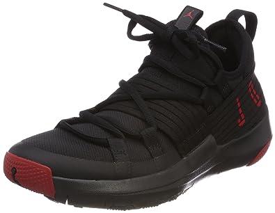 611ab10efe2 Jordan Trainer Pro Black Gym Red-Gym Red (Big Kid) (6