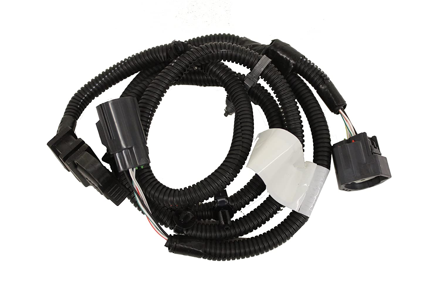 Genuine Jeep Accessories 82210213 Trailer Tow Wiring 4 Flat Diagram Direct Harness Automotive