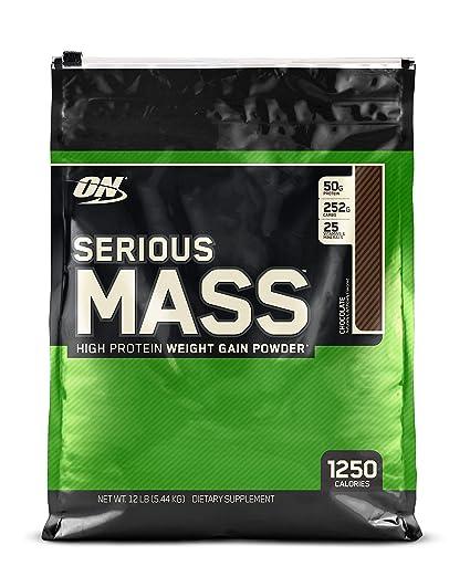 مكمل سيرياس ماس Serious Mass