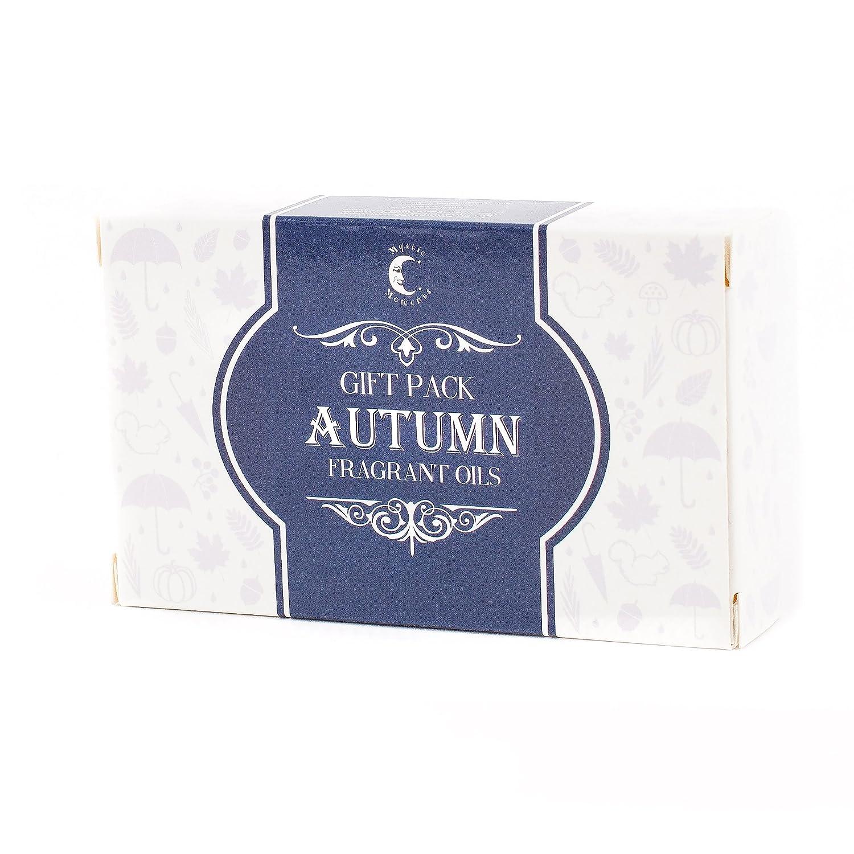 Mystic Moments | Fragrant Oil Starter Pack - Autumn Oils - 5 x 10ml SP10FOAUTU