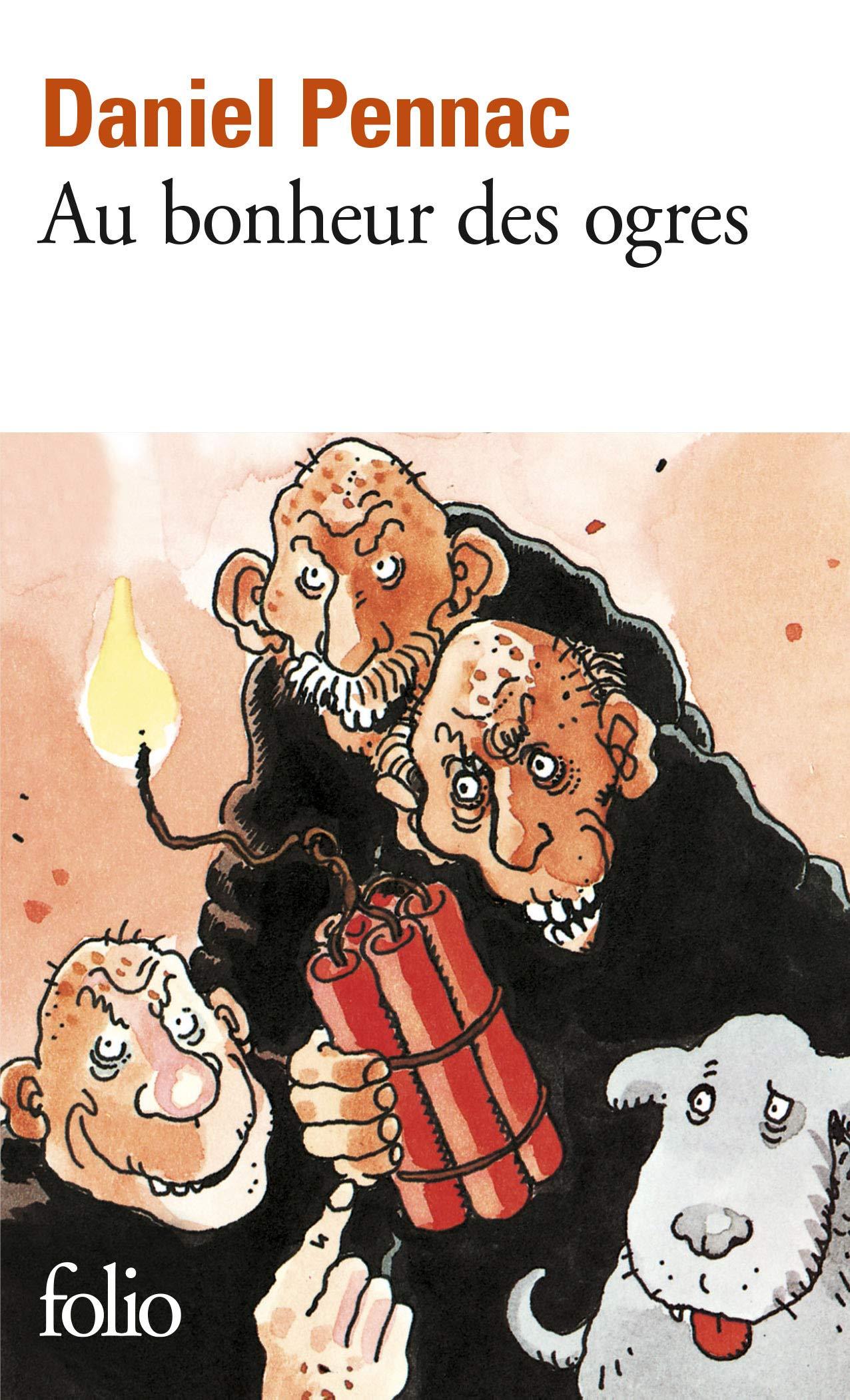 Amazon.fr - Au bonheur des ogres - Pennac, Daniel - Livres