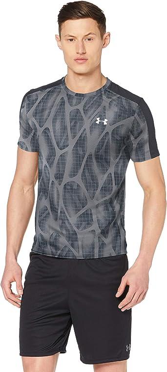 Under Armour UA Speed Stride Printed SS Camiseta, Hombre