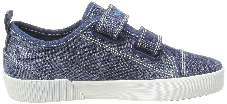 Geox Boys J Kilwi A Low-Top Sneakers