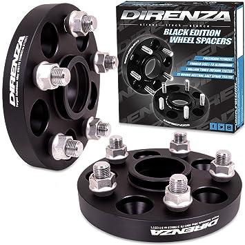 Separador de ruedas de 20 mm, adaptador del diámetro del círculo primitivo (PCD) 5 x 108 y 5 x 112: Amazon.es: Coche y moto