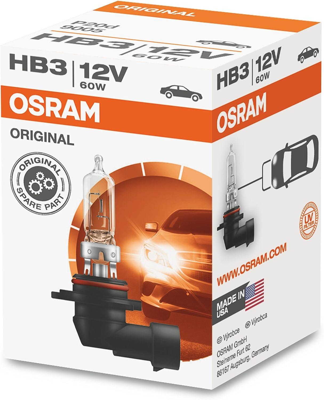 Osram Original Hb3 9005 12v 1er Faltschachtel Auto