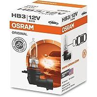 OSRAM 9005 Original Line 12V, HB3, halogeen koplamp, kartonnen vouwdoos (1 lamp)