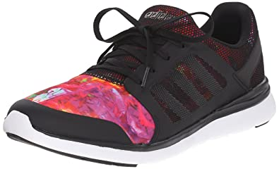 san francisco c6b8c 1d011 adidas Womens Cloudfoam Xpression Multi ColorBlack Sneaker 5 B ...