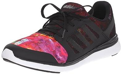 1ec8c9966ece adidas Women s Cloudfoam Xpression Multi Color Black Sneaker 5 B ...