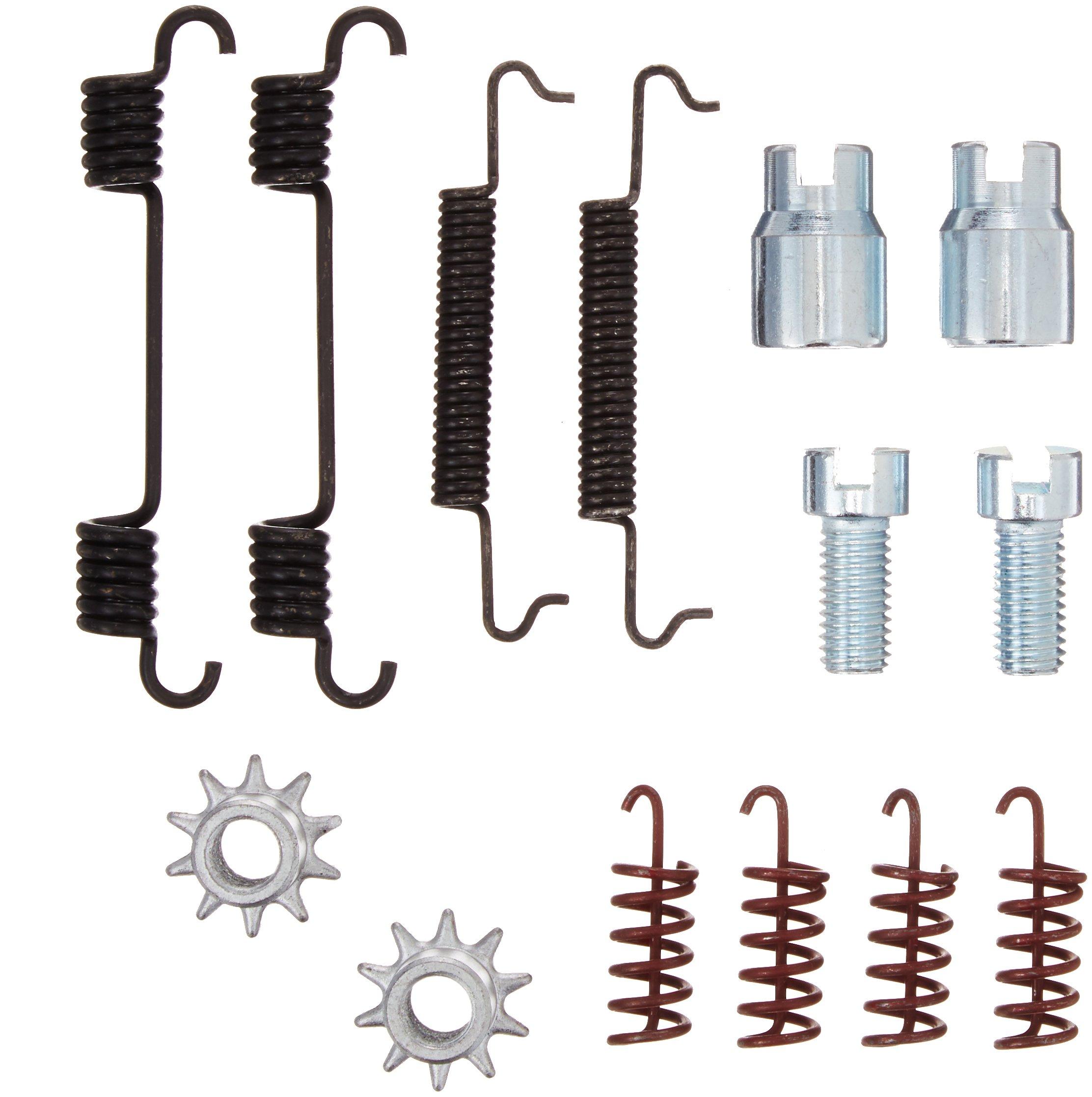 Carlson Quality Brake Parts H7352 Drum Brake Hardware Kit